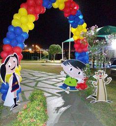Show da Yasmin! #decorattieventos #temashowdaluna