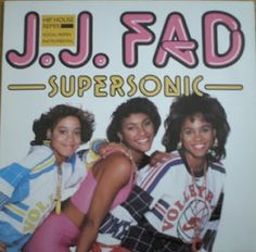 """JJ Fad :: """"See, the 'J' is for just, the otherfor jammin' The 'F' is for fresh, 'A' and 'D' def."""""""