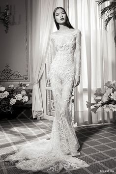 YolanCris Fall/Winter 2016 Wedding Dresses — Couture Capsule Bridal Collection | Wedding Inspirasi