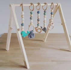 Babygym #woodworking #wood #diy #baby #babygym