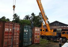 MKContainers are the best container speiclaists in KL, Malaysia. To buy second-hand container, Cargo worthy, Shipping Container and more visit http://mkcontainers.com.my/