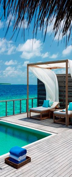 Best Places to Spend your Holiday Leisurely - Part 2 (10 Pics), Dusit Thani,Maldives