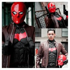 Awesome Red Hood cosplay! - 10 Red Hood Cosplays