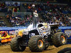 Mobile monster jam world finals las vegas nv