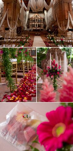We are venturing down to the ancient ruins of Antigua, Guatemala today for Ashley and Carlo's luxurious destination wedding. This wedding,is the definition of historic glamour, with a ceremony and reception that are so beautiful, they'll leave you wanting more.