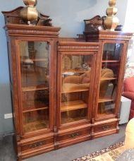 Eastlake Furniture Three Piece Bookcase – 32299431