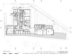 Galería de Edificio Residencial para Adultos Mayores / Atelier d'Arquitectura J. A. Lopes da Costa - 17