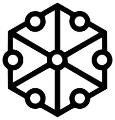 The thunder mark (gromovoi znak), an ancient symbol commonly associated with Perun. Roof Beam, Ancient Symbols, Lightning Bolt, Deities, Folklore, Pagan, Mythology, Religion, Concept