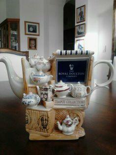 Royal Doulton Teapot Stall Teapot