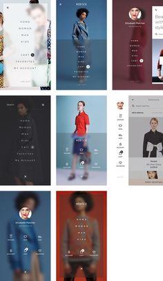 660 best mobile design images in 2019 rh pinterest com