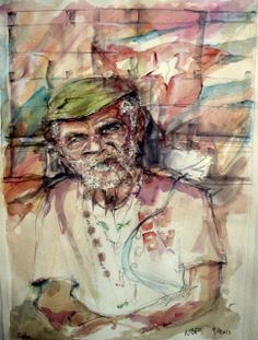 Pêcheur cubain