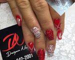 Designer Nails Salon Luxury Nail Salon, Beauty Nail Salon, Nail Salon And Spa, Luxury Nails, Beauty Spa, Nail Spa, Mani Pedi, Pedicure, Deluxe Nails
