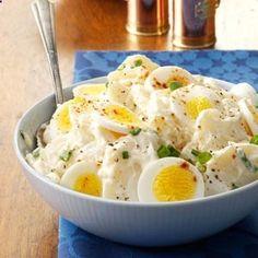 Grandmas Potato Salad Recipe