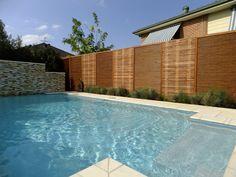 Natureed with featured Acacia timber slat screens