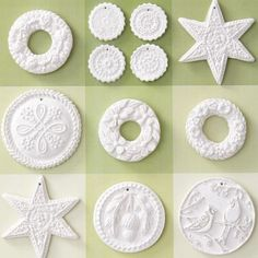 31 Easy Homemade Christmas Ornaments - Page 7 of 32 - Picky Stitch