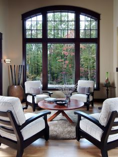 Traditional Living Room Sunroom Design, Pictures, Remodel, Decor and Ideas - page 5