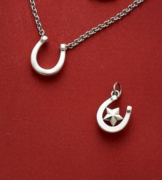 Horseshoe Collection from James Avery Jewelry