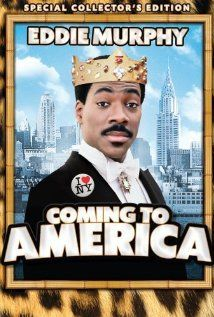 #121 - 2.5/5 stars - Coming to America - Made in the eighties when Arsenio and Eddie were funny.