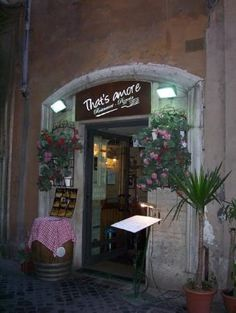 We had such a fun night at That's Amore Via in Arcione 115, 00187 Rome, Italy