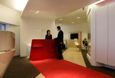 Air France Tokyo Narita Airport Business Lounge by NOE DUCHAUFOUR LAWRANCE - Designer / Architecte d'intérieur....