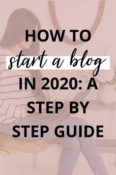 Are you ready to start a money-making side-hustle? This the comprehensive guide for how to start a blog in 2020 is just what you need to help you with the technical aspects of starting your blog! #blogging #bloggingtips Small Business Marketing, Content Marketing, Business Tips, Make More Money, Make Money Blogging, Make Money Online, Blog Names, Brain Dump, Blogging For Beginners