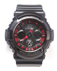 Buy GA-200SH-1A Watch Men's Accessories from G-Shock by Casio. Find G-Shock by Casio fashions & more at DrJays.com
