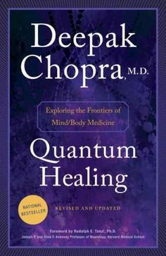 THE LANDMARK BESTSELLERNOW COMPLETELY REVISED AND UPDATED More than twenty-five years ago, Quantum Healing helped transform Deepak Chopra into a cultural phenomenon. Now Dr. Chopra, hailed by Time as