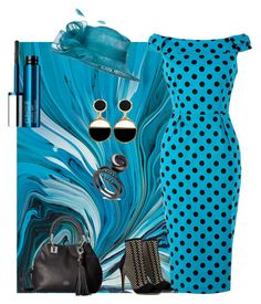 """""""Teal"""" by m-aviles-ma ❤ liked on Polyvore featuring Cortesi Home, Clinique, Vince Camuto and Warehouse"""