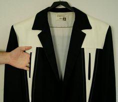 50s XL Hollywood Jacket  Aldens  The Mens Shop par HicUpLounge