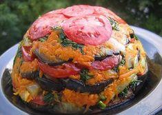 рецепты блюд из баклажанов