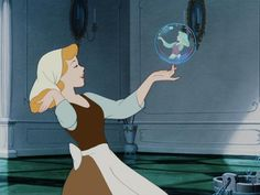 Cinderella 1950  -- Life is full of small, perfect moments.