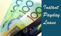 Instant payday loans are financed which are designed for those with poor credit score. They can apply here and get cash help within a few hours at online. All people avail this loan and get you meet all your urgent emergency needs without any hassles. They offer you a viable option to meet your urgent needs at without any fees at online.