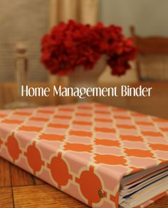 Life's Sweeter with Chocolate: Home Management Binder Favorite Free Printables!