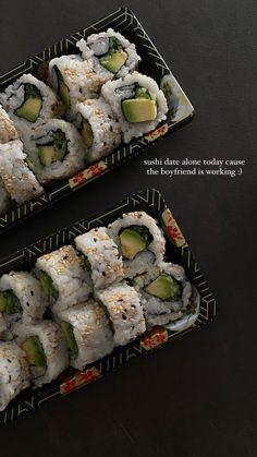 Food Now, Healthy Food, Healthy Recipes, Food Goals, Yum Yum, Sushi, Veggies, Foods, Drinks
