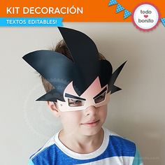 Dragon Ball: kit decoración - Todo Bonito