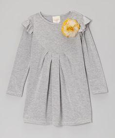 Gray Jenna Dress