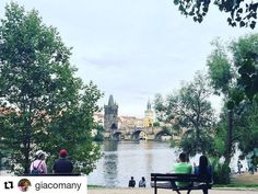 #Repost @giacomany View to Charles Bridge Prague  Praga .. #praga #prague #praha #repubblica ceca #europe #czechrepublic #loveprague #praguemylove #pontecarloprague #charlesbridge #oldtown #oldtownprague #magicprague #landacape #fiume #fiumemoldava #moldavariver #viaggiare #ricordidiviaggio #viaggidelcuore #postiunici #cittadavedere