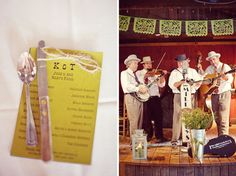 Real Wedding: Kristen + Tim's Sweet Farm Wedding
