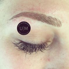 Here is what you might expect for healed before touch up results if your aftercare is exceptional and your microblading professional was an expert