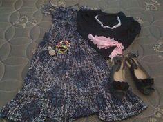 fashion dress batik buat ke acara kondangan bisa :D
