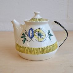 Discover our wonderful collection of vintage, fairtrade and handmade gift & homeware in our Chichester shop or on our website. With lots of interiors inspiration guaranteed, we love what we sell and think you will too. Winter Moon, Stavanger, Chichester, Vintage Colors, Teapot, Kitchenware, Flamingo, Ceramics, Studio
