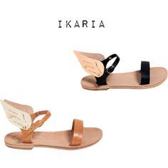 """""""ikaria"""" by the-meraki-company on Polyvore"""