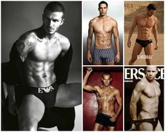 20 of the Hottest Male #Athletes to Become #Models include: David Beckham, Mitchell Johnson, Thom Evans, Fredrik Ljungberg, and Dan O'Brien. See more on DETAILS online: http://on.details.com/YyZQfD #Fashion #Armani #CalvinKlein #Versace