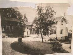 Solfeng 1921. Året kjøpte huset og åpnet mødrehjem. Frelsesarmeen endret navnet fra Sveaborg til Solfæng. (Senere endret til Solfeng)