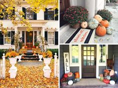 21 Fall Porch Decor