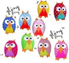 more cute owls