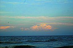 Ocean view. Holden Beach, NC
