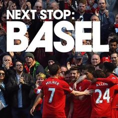 Next Stop Basel - Europa CUp