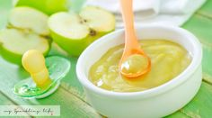Make Your Own Baby Food - Fruits Stage 1