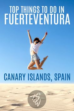 Top things to do in Fuerteventura, Spain. Check out this amazingly affordable island paradise in Europe!!